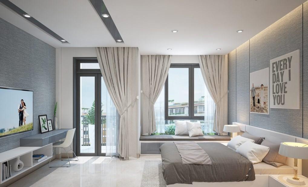 Tư vấn thiết kế nhà mái Thái 5x25m2 03