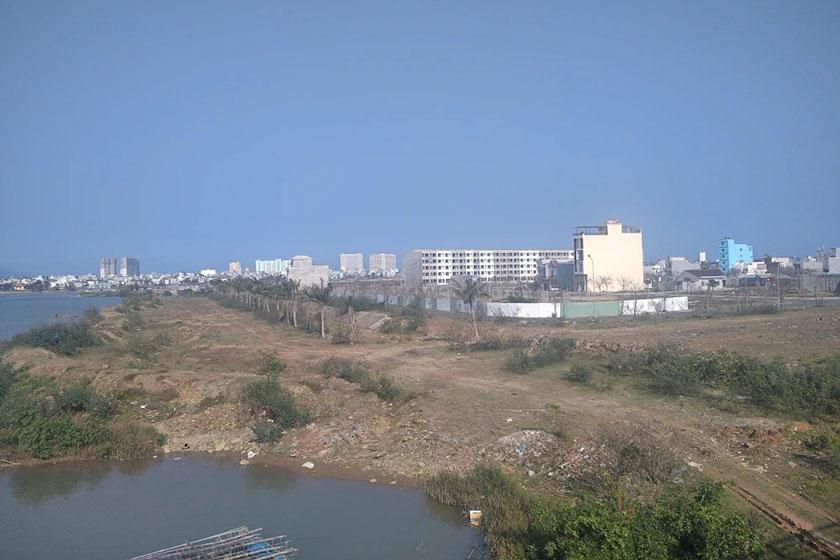 Khu vực bất động sản Hòa Xuân (TP. Đà Nẵng). Ảnh: Phước Nguyên.