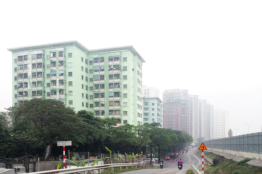 Cần phải quy hoạch quỹ đất lớn cho các dự án nhà ở giá thấp. Ảnh: Doãn Thành