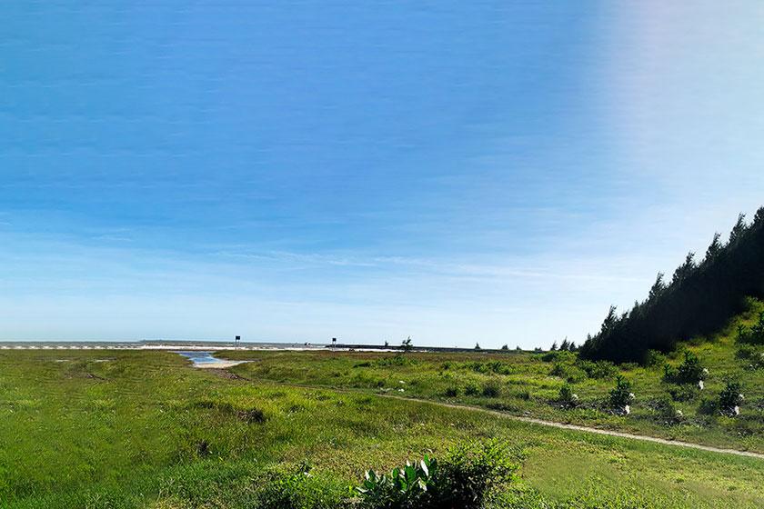 Giá đất tại huyện Cần Giờ tăng sau thông tin sắp lên quận.