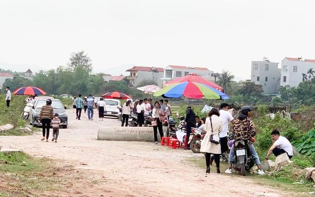 Giá đất nền tại nhiều dự án ở Bắc Giang tăng nhanh trong thời gian ngắn