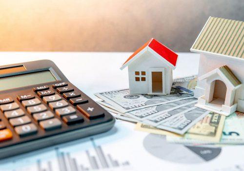 Lãi suất vay mua nhà thấp nhất tháng 3/2021 thuộc về ngân hàng Sacombank. Ảnh minh họa