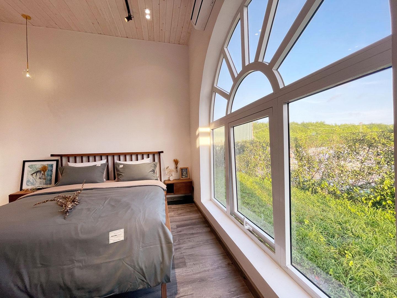 Phòng ngủ tại nhà vườn Lộc An Sandy Homes