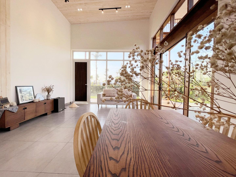 Hình ảnh nhà vườn thực tế tại Lộc An Sandy Homes Bà Rịa