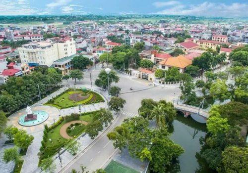 Thị uỷ Sơn Tây vừa đề xuất lập TP. Sơn Tây trực thuộc Hà Nội