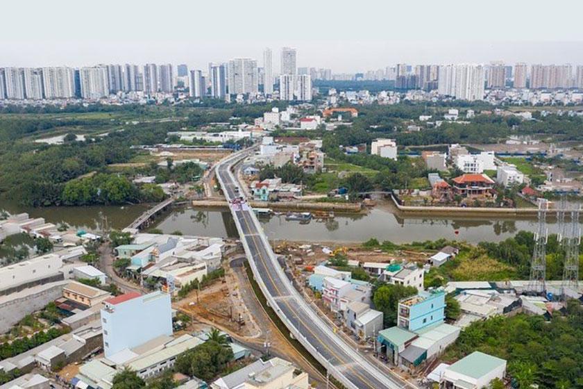TP.HCM: Chuyển Hóc Môn, Nhà Bè, Bình Chánh lên quận trước năm 2025?