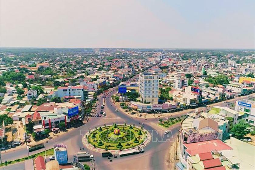 Bình Phước thông qua quy hoạch khu đô thị 144ha