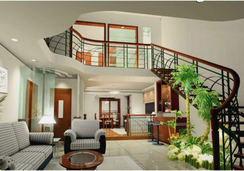 Nhà thầu xây nhà trọn gói sẽ chịu trách nhiệm từ khâu xây thô cho đến khâu hoàn thiện.