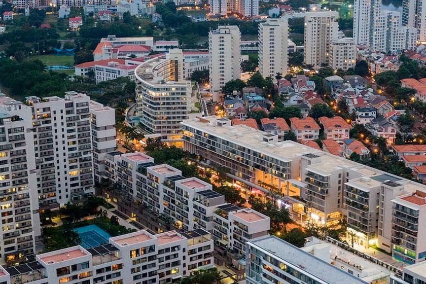 Giá bán căn hộ đầu năm 2021 vẫn tiếp tục tăng