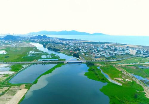 Điều chỉnh quy hoạch khu đô thị dịch vụ du lịch ven sông Cổ Cò tại Quảng Nam