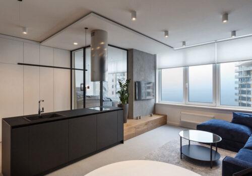 Căn góc sở hữu nhiều mặt thoáng hơn so với các căn hộ khác cùng tầng.