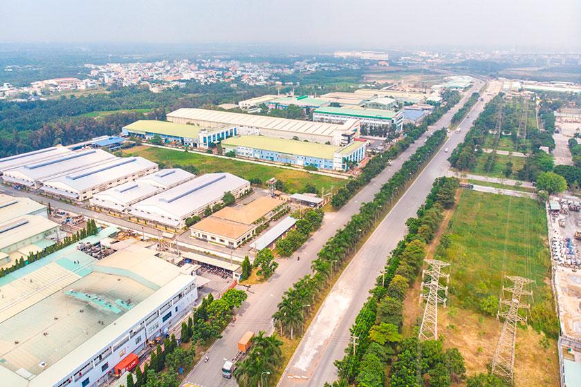 Giá thuê đất khu công nghiệp tiếp tục leo thang, bất chấp dịch Covid-19