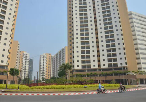 Một dự án căn hộ tại TP Thủ Đức, TP HCMẢnh: Tấn Thạnh