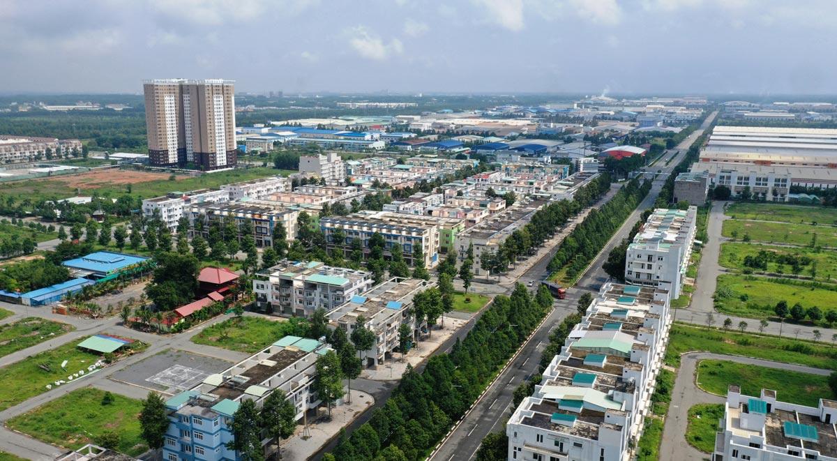 Mật độ cây xanh trên địa bàn Thành phố Thủ Dầu Một đang tăng nhanh