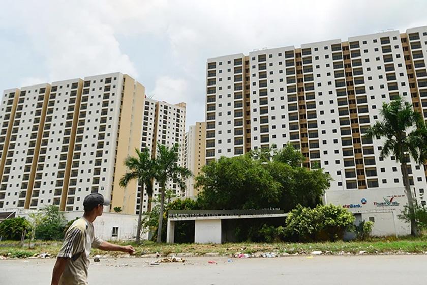 TP.HCM phân bổ lại 3.426 căn hộ, nền đất phục vụ tái định cư