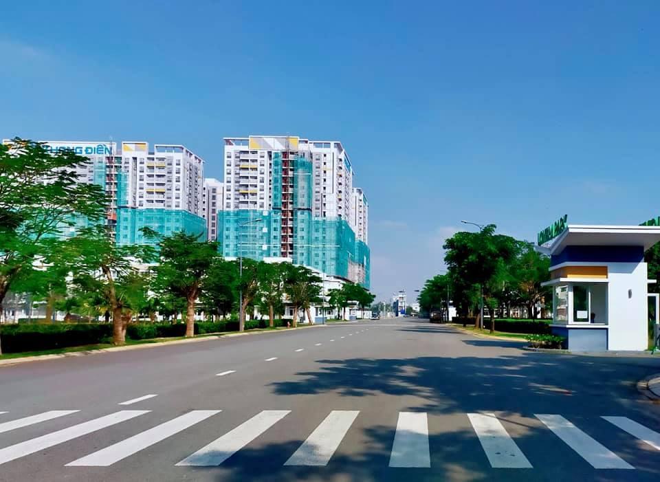 Nhiều dự án nhà ở sơ cấp tại các tỉnh thành phía Nam đang chờ thị trường kết thúc đợt giãn cách kéo dài để tiến hành mở bán chính thức. Ảnh minh họa