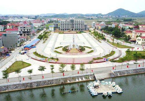Bắc Giang duyệt nhiệm vụ quy hoạch 2 khu đô thị hơn 150 ha