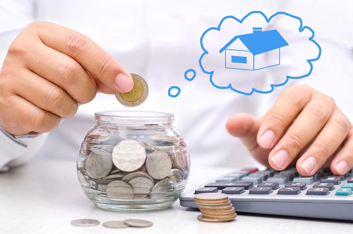 Hãy chuẩn bị các phương án dự phòng cho trường hợp có rủi ro đột ngột liên quan đến nguồn thu của bạn khi đang trả góp nhà