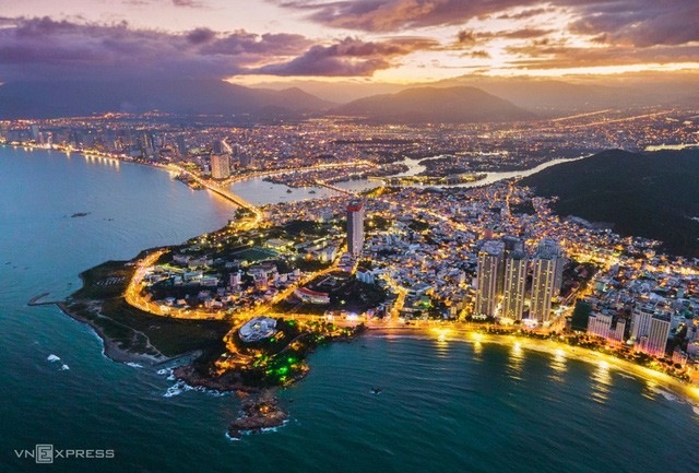 """Nha Trang tiếp tục là """"át chủ bài"""" với tiềm năng to lớn về du lịch. Nguồn ảnh: VnExpress"""