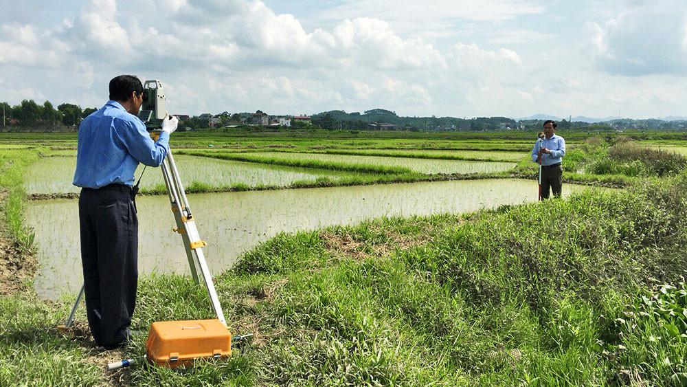 Một trong những điều kiện chuyển đổi đất nông nghiệp là mảnh đất đỏ cần đáp ứng được diện tích tối thiểu