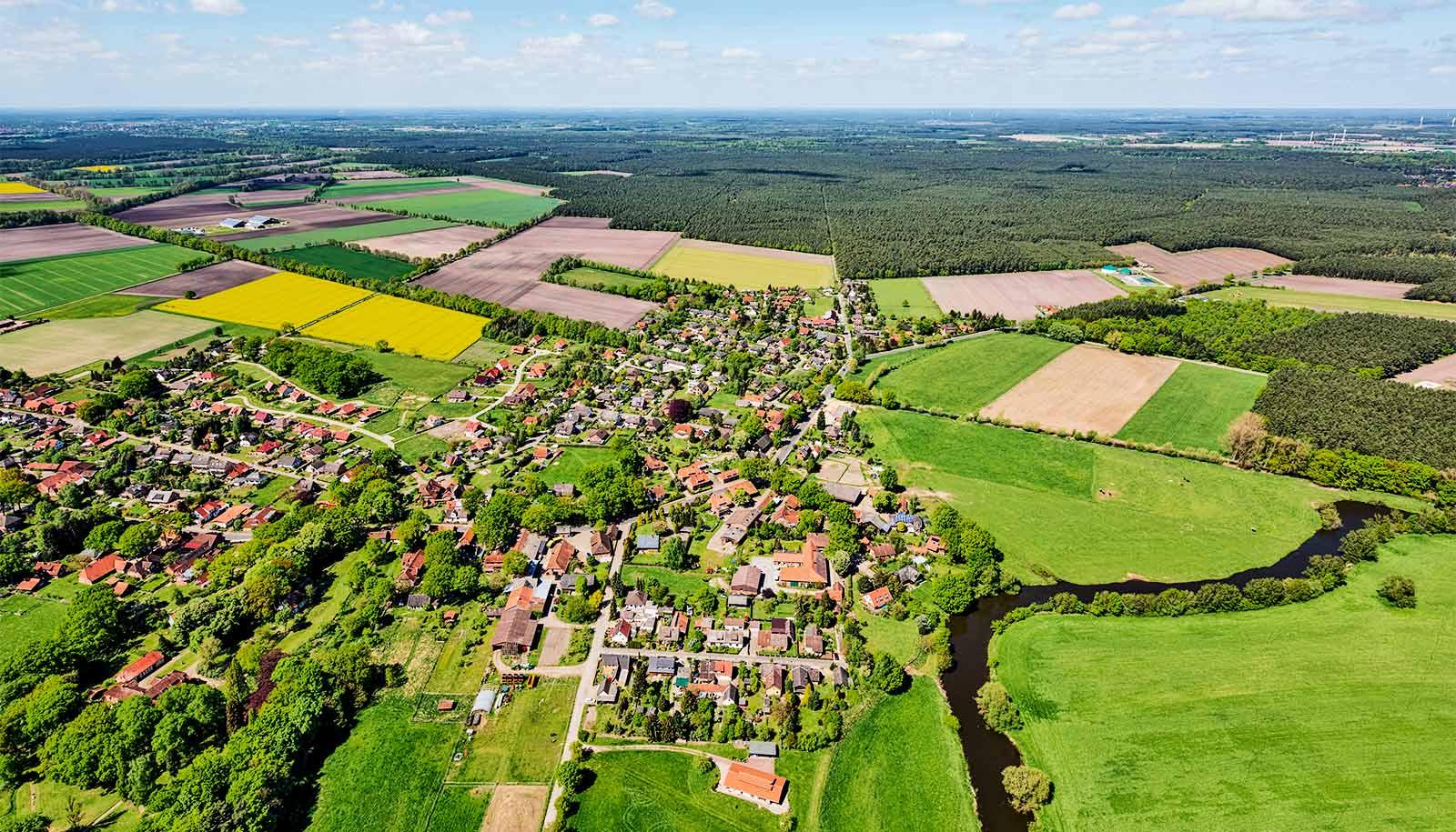 Công dân có thể làm thủ tục chuyển đổi mục đích sử dụng đất nông nghiệp lên thổ cư
