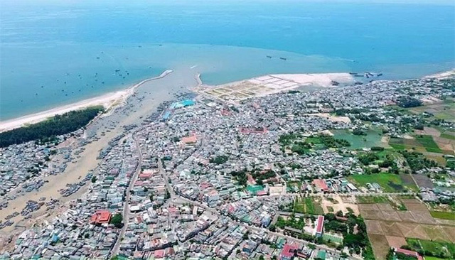 Những tuyến đường ven biển tạo động lực phát triển du lịch, bất động sản.