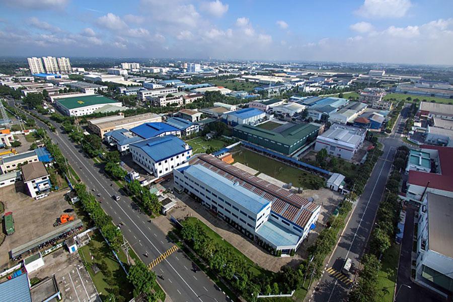 Nguồn cung nhà xưởng và đất công nghiệp tại TP.HCM và các tỉnh phía Nam chững lại vì làn sóng dịch bệnh. Ảnh minh họa